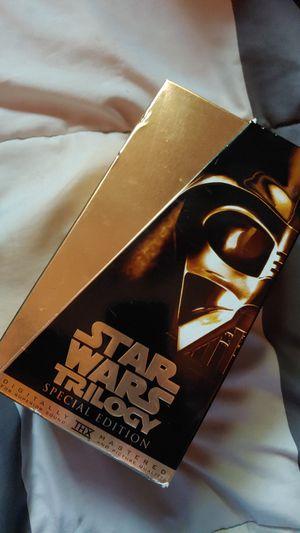 Star wars trilogy 25 obo for Sale in Lemont, IL