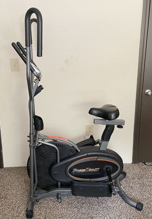Elliptical/Exercise bike with Heart Rate Monitor for Sale in New Britain, CT