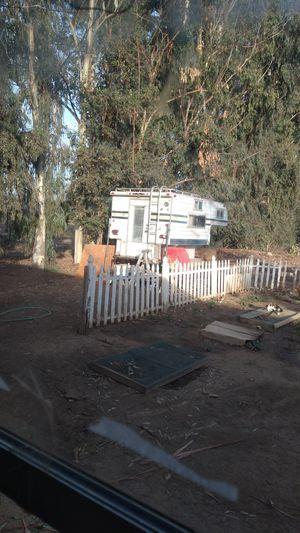 Sick pack camper for Sale in Stockton, CA
