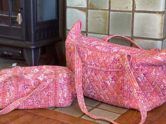 Vera Bradley XL duffle And Matching Medium Duffle for Sale in Fort Worth,  TX