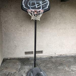 Portable Basketball Hoop . for Sale in Orange, CA