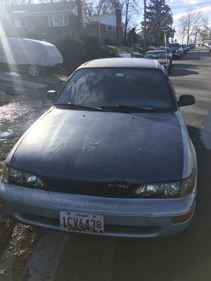 Toyota Corolla for Sale in Silver Spring, MD