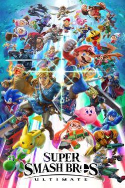 Super mash bro's ultimate & crash bandicoot n sane trilogy for Nintendo switch for Sale in Rialto, CA