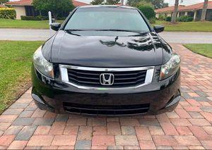 Black 2009 Honda Accord FWDWheels Good for Sale in Pueblo, CO