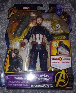 Captain america action figure for Sale in Chula Vista, CA