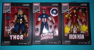 Marvel Legends 80 Years lot for Sale in San Diego, CA