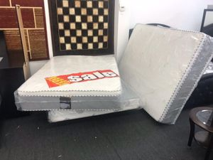 full bamboo mattress with box for Sale in Diamond Bar, CA