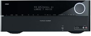 Harmon Kardon AVR 1700 5.1 AirPlay network surround receiver for Sale in Lawrenceville, GA