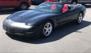 2001 Chevrolet Corvette Convertible 50k miles for Sale in Manassas, VA