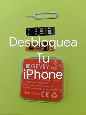 UNL0CK Y0UR iPHONE. DESBL0QUE0 TU iPH0NE for Sale in Kissimmee, FL