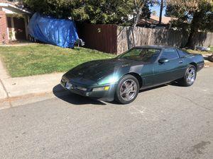 '95 Chevy Corvette! Runs Great! for Sale in Sacramento, CA