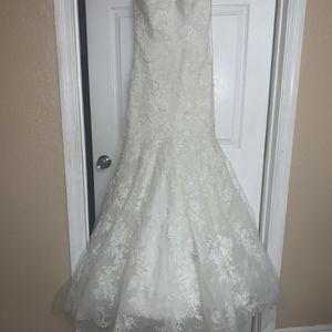 Wedding Dress/ Wedding Gown/ Vestido de Novia for Sale in Hialeah, FL