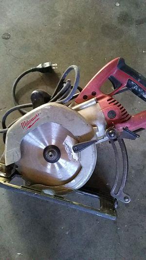 Milwaulkie 7/1/4 inch work drive for Sale in Santa Maria, CA