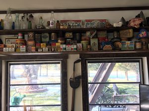 Various Tin Collection vintage, antiques, reproductions over 125 pieces $250 for Sale in Varna, IL