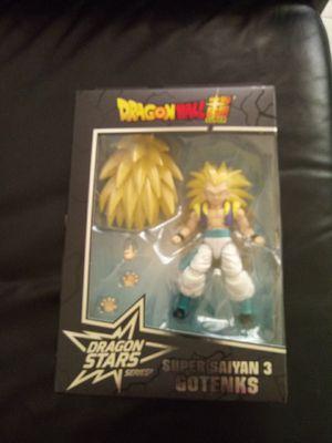 Bandai dragon Stars Super Saiyan 3 Gotenks Dragon Ball z dragon ball super wave 12 for Sale in Newark, NJ