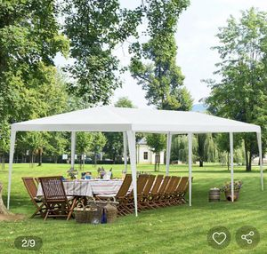 10' x 30' Outdoor Wedding Party Event Tent Gazebo Canopy for Sale in Moreno Valley, CA