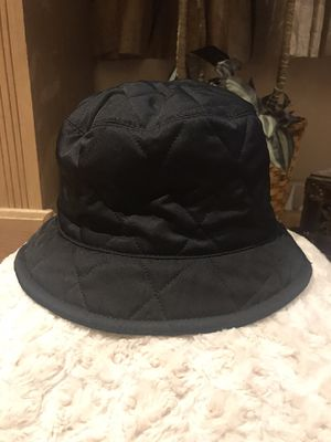 Authentic Burberry Quilted Hat - Size Medium for Sale in Warwick, RI