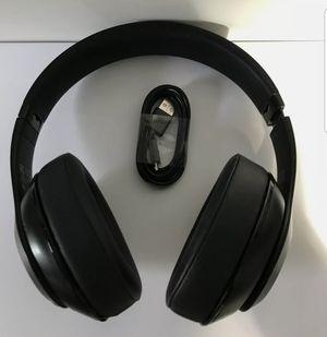 Beats by dr dre Studio 2 wireless black matt for Sale in Peoria, AZ