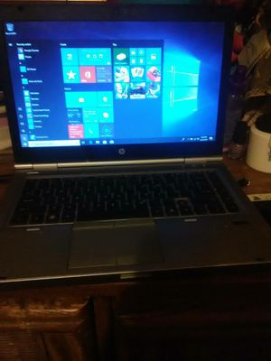 Hp Elitebook notebook laptop for Sale in Indianapolis, IN
