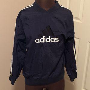 Vintage 90's Adidas Nylon Sweatshirt for Sale in Humble, TX