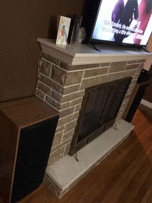 Fireplace. for Sale in Baltimore, MD