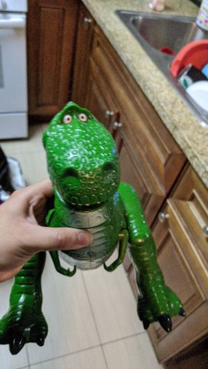 Toy story rex for Sale in Rosemead, CA
