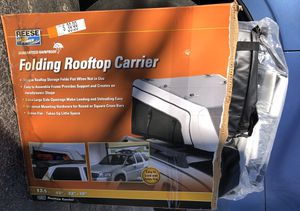 Folding Rooftop Carrier for Sale in Whitman, MA