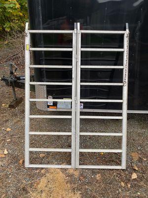 Aluminum loading ramp for Sale in Buckley, WA