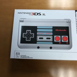 Nintendo 3DS XL NES Edition for Sale in Miami, FL