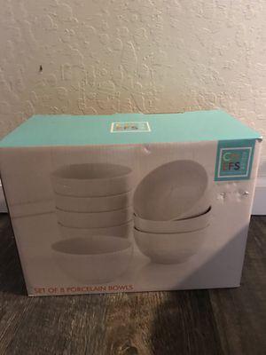 Porcelain bowls for Sale in Hayward, CA