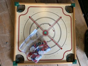Carrom Multiple Game board for Sale in Grayslake, IL