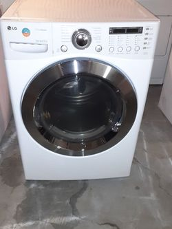Gas dryer LG Good Condition 3 Months warranty Delivery And Install for Sale in San Leandro,  CA