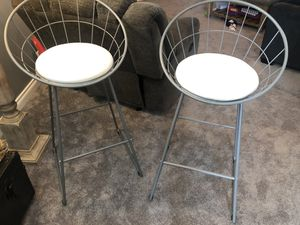 Two bar stools for Sale in Bremerton, WA