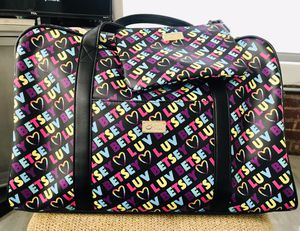 XL Betsy Johnson Duffle Weekend Bag for Sale in Wilmington, DE