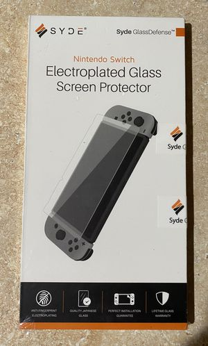 New Nintendo Switch Screen Protector for Sale in Spring, TX