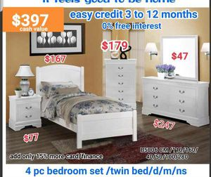 BRAND NEW QUEEN SIZE BEDROOM SET SPECIAL ONLY. ( NEW FURNITURE AND MATTRESS AVAILABLE ) for Sale in Ontario, CA
