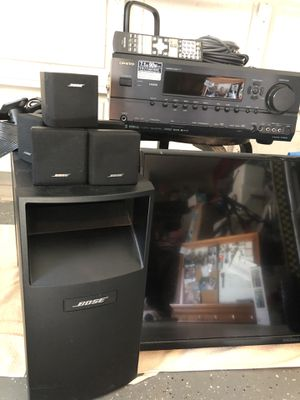 BOSE Entertainment System & TV Bundle for Sale in Sunrise, FL