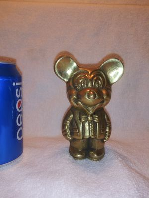 Brass Mickey Mouse (Disney) for Sale in Englewood, CO