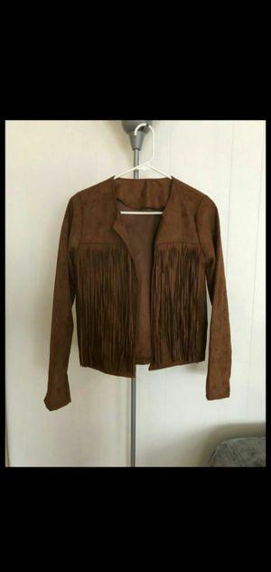 Fringe jacket for Sale in Orange, CA