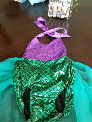 Mermaid and frozen dress up /costume for Sale in Buffalo Grove, IL