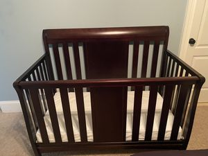 Delta Children's Products Crib & Changing Table for Sale in Warrington, PA