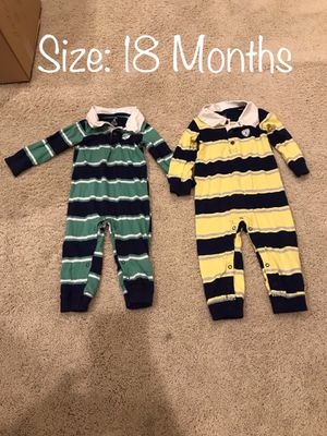 18 Month Baby Boy Outfits for Sale in Chula Vista, CA