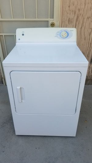 GENERAL ELECTRIC LARGE CAPACITY GAS DRYER for Sale in Pico Rivera, CA