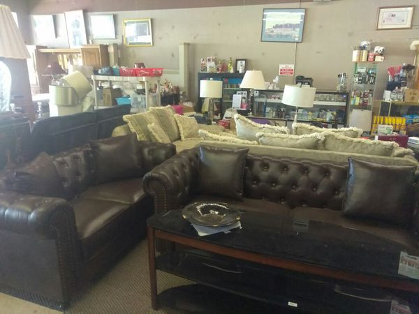 Brand New couch and loveseat