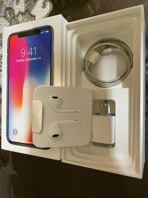iPhone x 256gb for Sale in El Cajon, CA