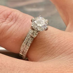 Engagement ring and wedding band set for Sale in El Cajon, CA