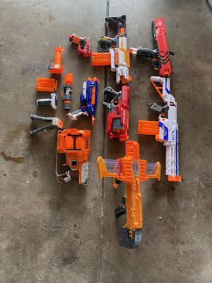 Nerf guns for Sale in San Jose, CA