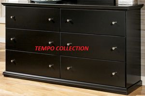 NEW IN THE BOX. MARIBEL DRESSER, BLACK, SKU# B138-31D for Sale in Huntington Beach, CA