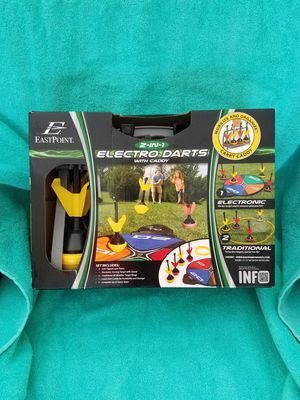 """Lawn Game """"NEW"""" STILL IN THE BOX EastPoint Sports 2-In-1 Lawn Dart Game with Caddy for Sale in Orlando, FL"""