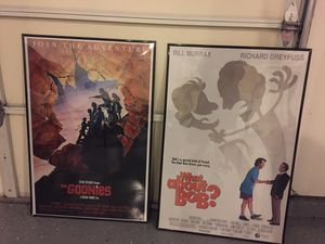 What About Bob movie and Goonies poster 🎥 for Sale in Tacoma, WA